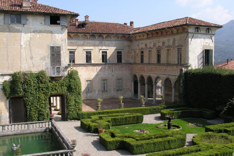 Parco Villa Cicogna San Lazzaro