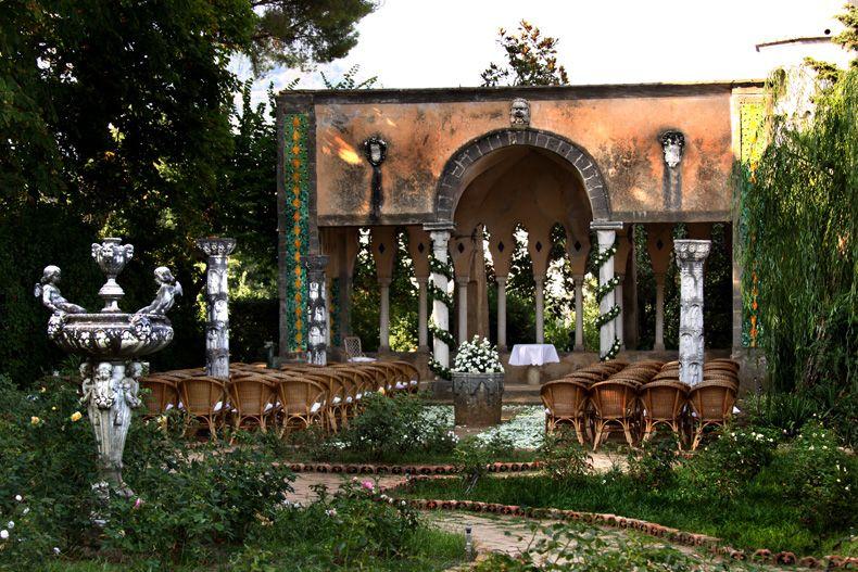 Matrimonio In Villa Cimbrone : Italian botanical heritage villa cimbrone