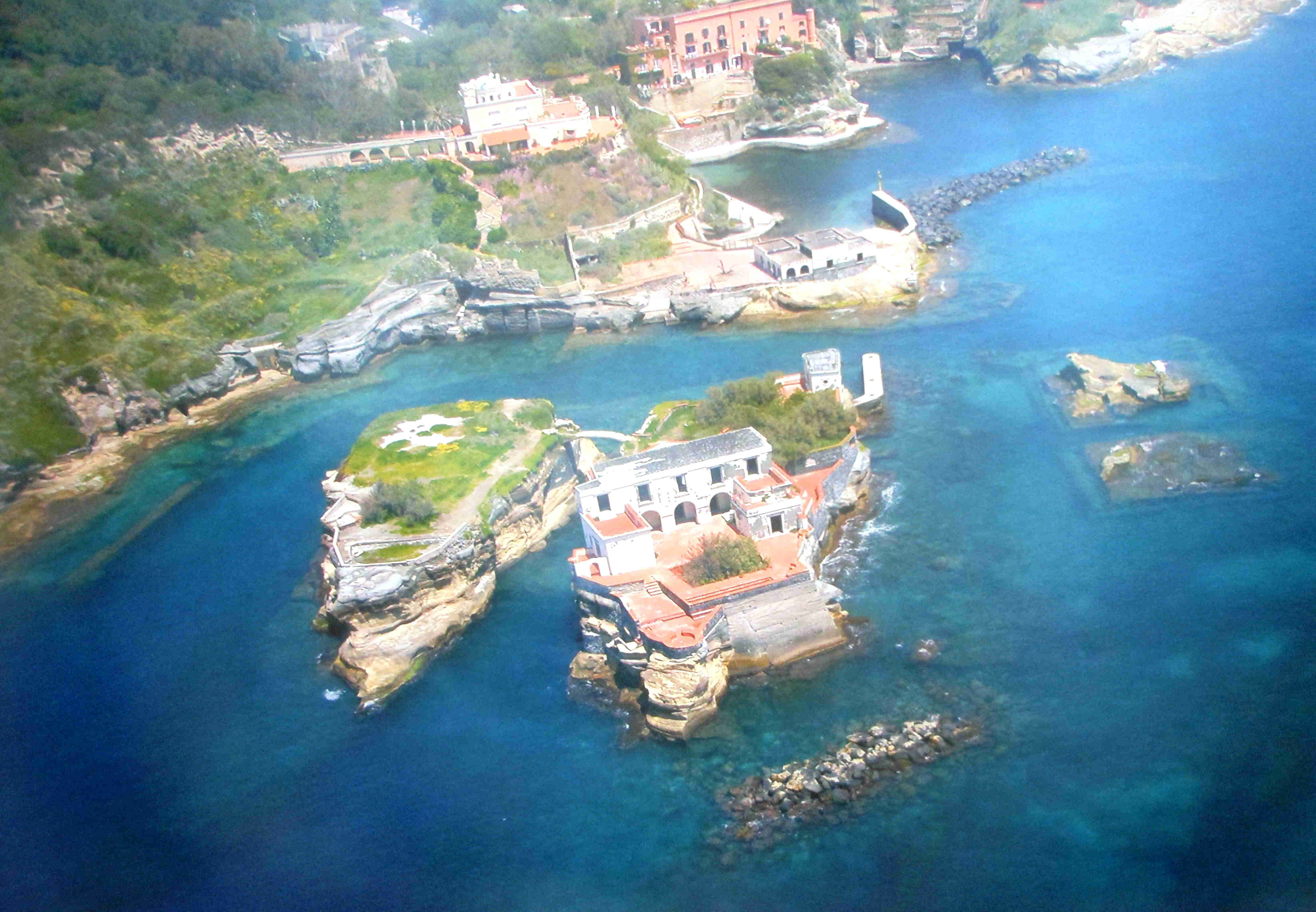 Italian botanical heritage area marina protetta parco for Casa costa costo area della baia