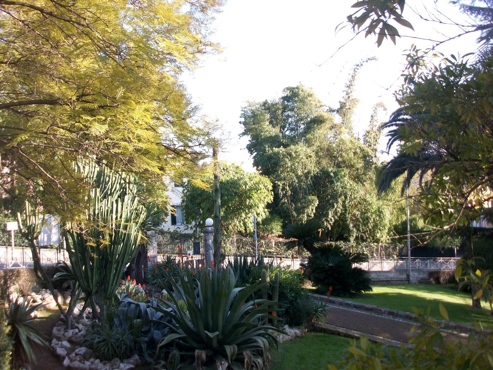 Italian Botanical Heritage Giardino Moreno Monet