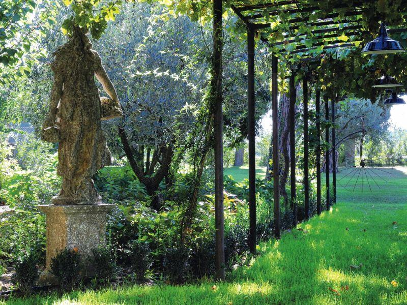 Italian botanical heritage giardino e fondazione barbanera - L orto in giardino ...
