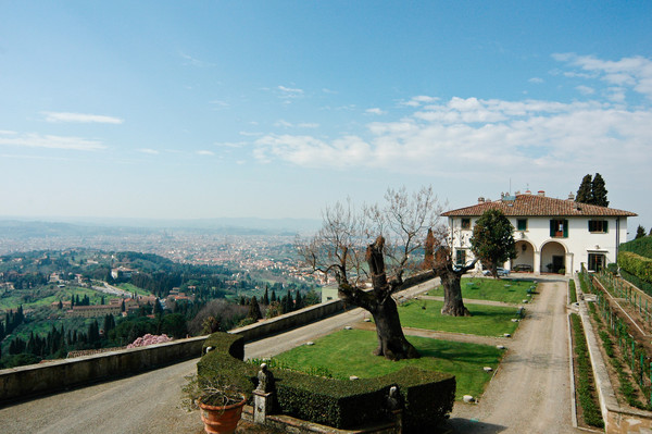 Italian Botanical Heritage Villa Medici