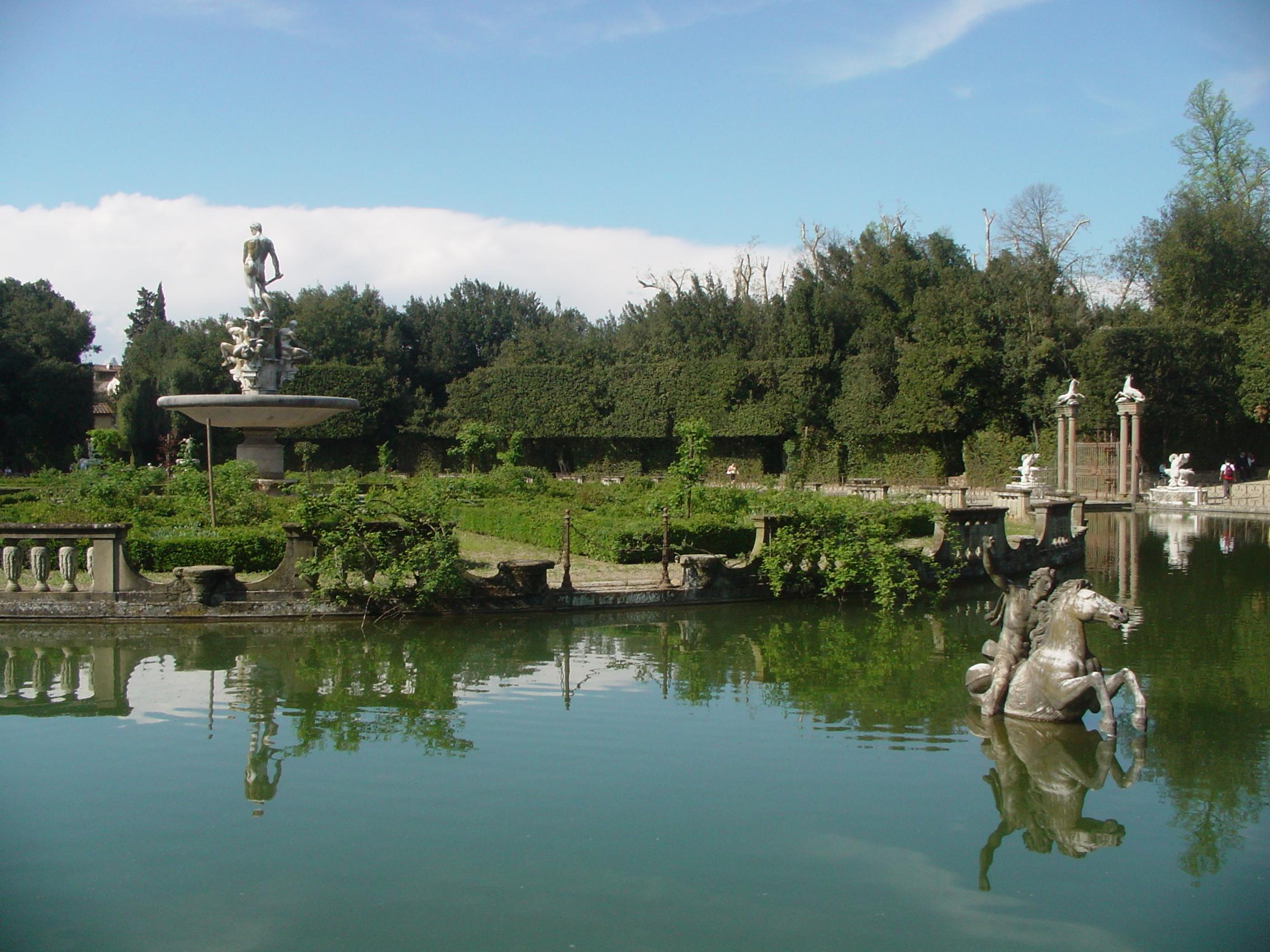 italian botanical heritage giardino di boboli On giardino di boboli