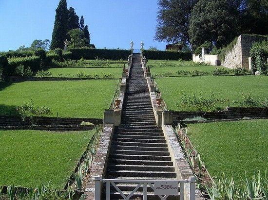Italian botanical heritage giardino bardini for Giardino firenze