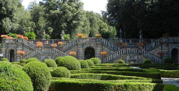 Italian botanical heritage giardino torrigiani for Giardino torrigiani