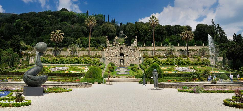 Italian botanical heritage giardino garzoni - Il giardino italiano ...