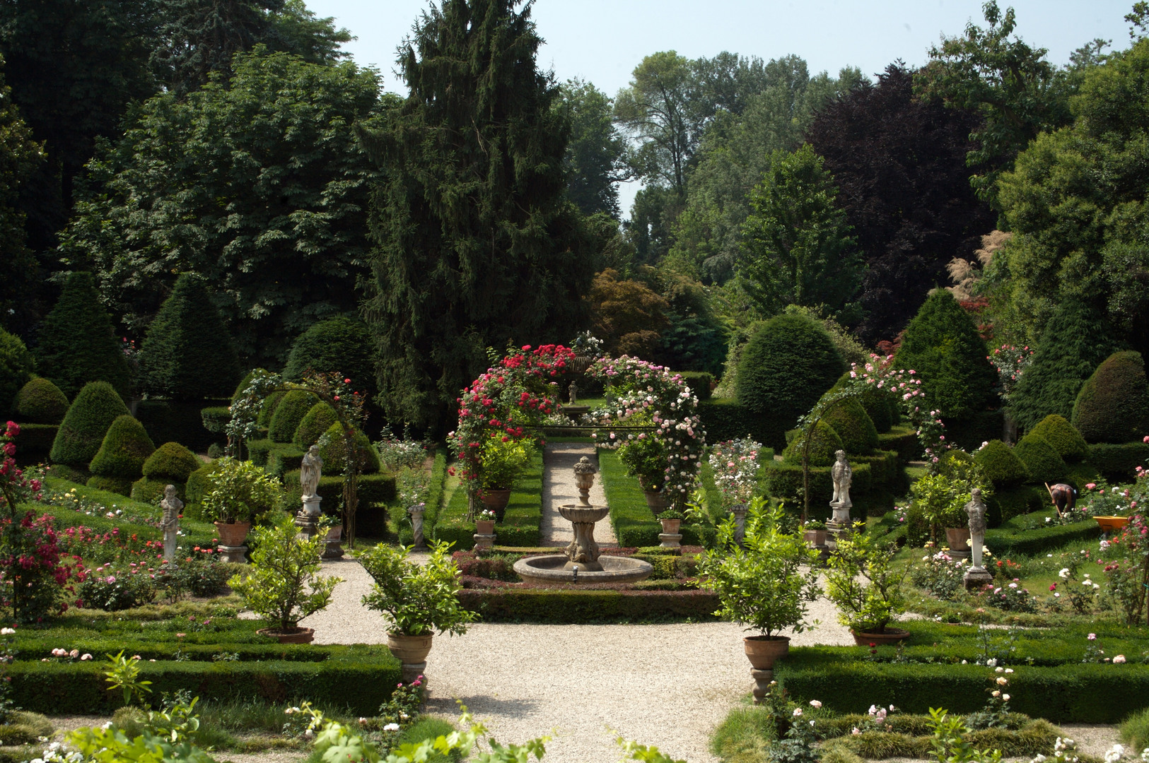 italian botanical heritage villa pisani bolognesi scalabrin