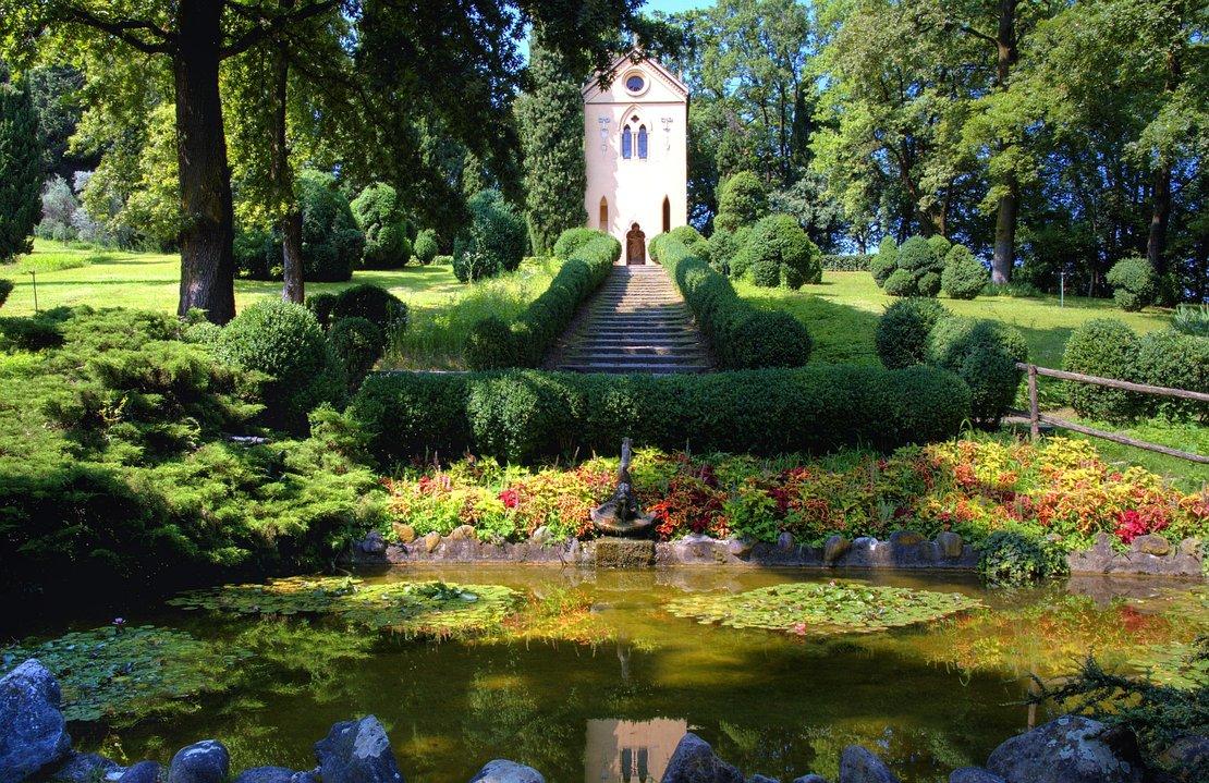italian botanical heritage parco giardino sigurt