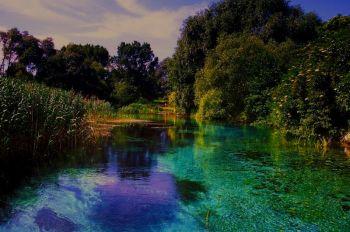 Riserva Naturale Regionale Sorgenti del Pescara