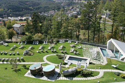 Italian botanical heritage terme di bormio - Hotel bormio con piscina ...