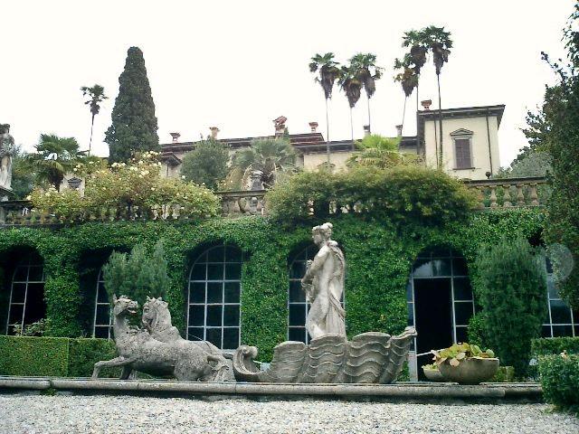 Giardino D Inverno Veneto : Italian botanical heritage villa san remigio