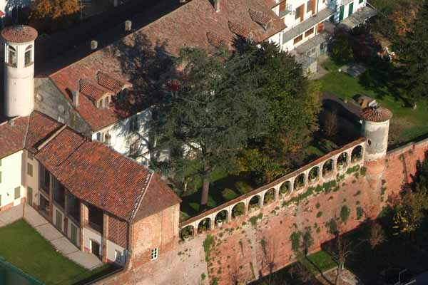 Italian botanical heritage palazzo marchionale di bergamasco for Berg piscine toscana