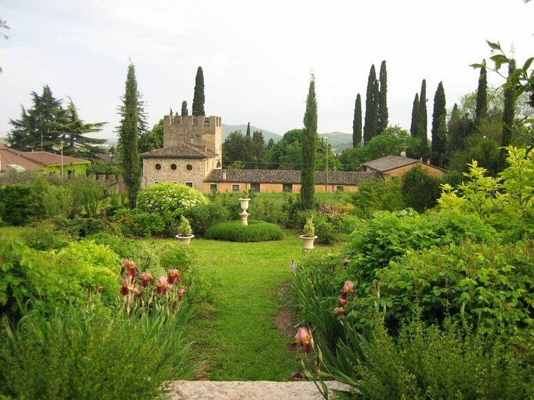 Italian botanical heritage giardino di casa biasi - Gradoni giardino ...