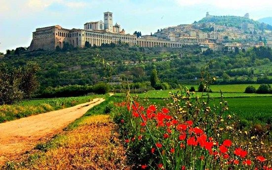 Assisi Villa Parco Subasio