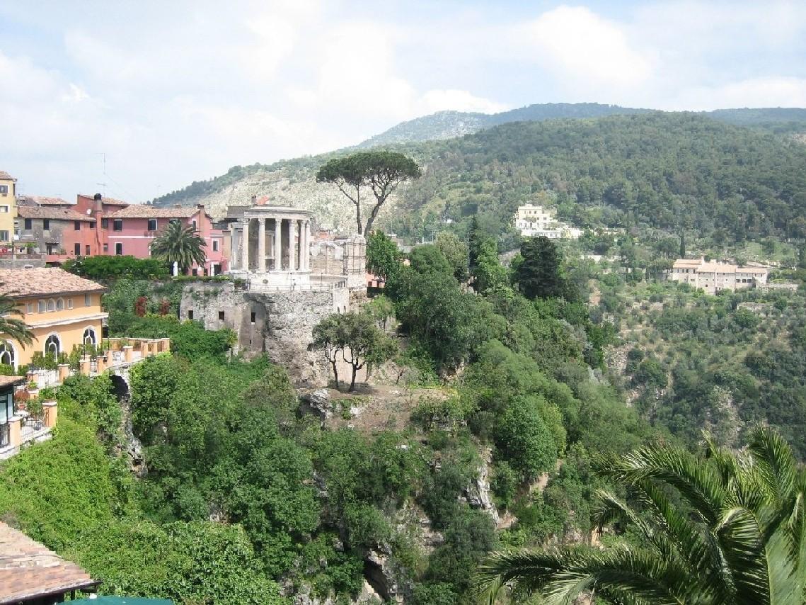 Parco Villa Gregoriana Fai