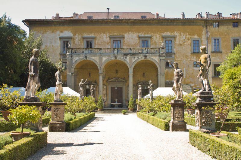 Fiorai Villa San Giovanni